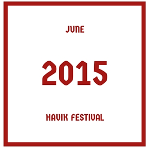 June 2015 Havik Festival